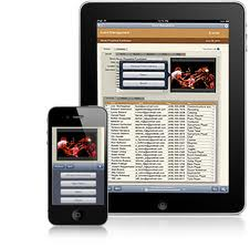 Filemaker Go on iPad and iPhone